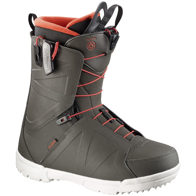 Salomon Faction Snowboard Boots