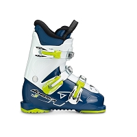 Nordica Team Jr 3 - Junior Ski Boots - Blue/White