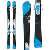 Rossignol Temptation 80 W/ Xpress 11 Bindings Women's Skis
