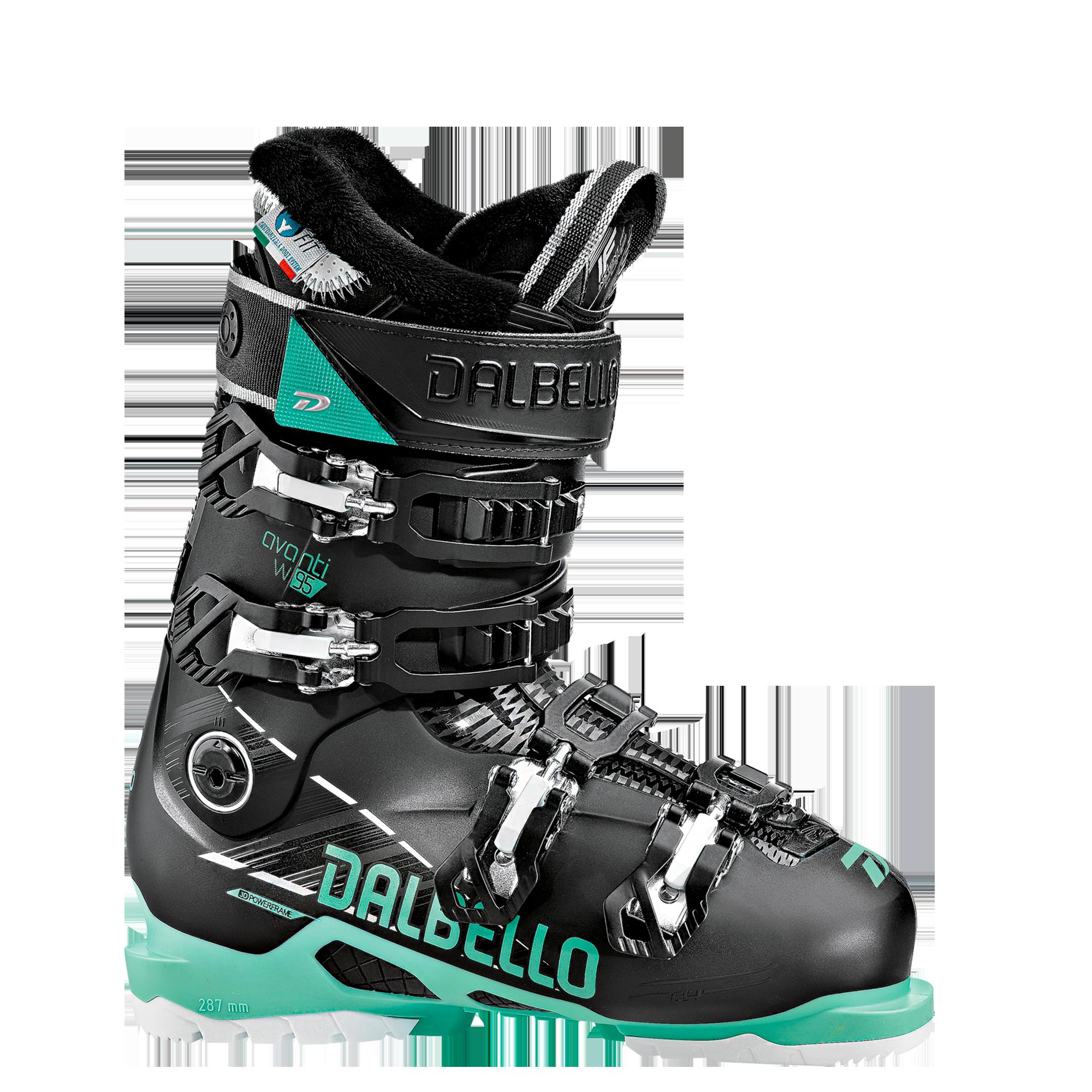 Dalbello Avanti 95 Ls Women S Ski Boots