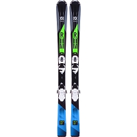 Volkl RTM Jr W/Vmotion 4.5 Kid's Skis and Bindings