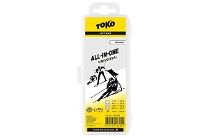 Toko All In One Universal - Hot Wax