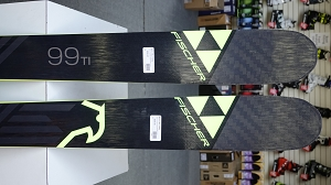 Fischer Ranger 99Ti 181cm with Look SPX 12 -New Demo Ski- (never used)