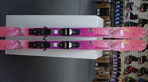 Nordica Astral 88 165cm with Marker Squire 11 binding - Used Demo  Ski