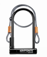 KRYPTONITE KEEPER 12std WITH 4' CABLE