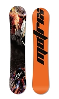 M8trics Dreamer Jr. Youth - 2021 Snowboard Package