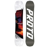 Never Summer Proto Type Two - Snowboard