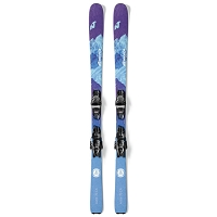 Nordica Astral 78 CA FTD includes Marker TP2 Compact 10 binding - 2021 Women's Ski