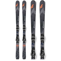 Nordica Navigator 80 CA FTD includes Marker TP2 Compact 10 binding - 2021 Ski