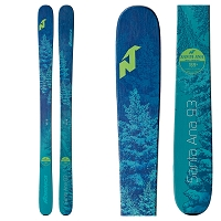 Nordica Santa Ana 93 Women's Skis 2019