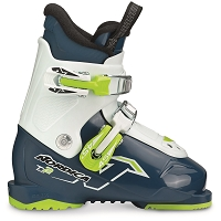 Nordica Team Jr 2  - Junior Ski Boots - Blue/White