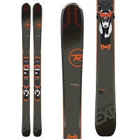 Rossignol Experience 88 Ti + Look SPX 12 Konect GW - Ski and Binding Kit