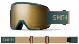 Smith Squad Asian Fit - Ski Goggles