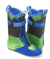 ZipFit Grand Prix Freeride Stealth -- Custom Ski Boot Liner